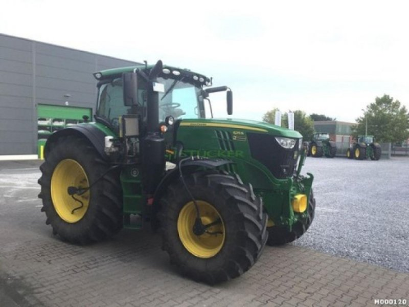 Traktor tipa John Deere 6215r, Gebrauchtmaschine u RIETBERG (Slika 1)