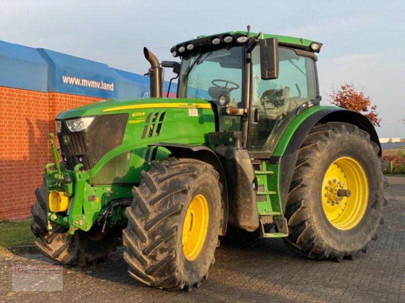 Traktor des Typs John Deere 6215R, Gebrauchtmaschine in Neubrandenburg (Bild 1)