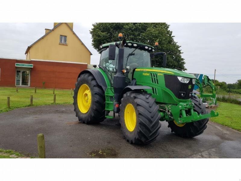 Traktor typu John Deere 6215R, Gebrauchtmaschine w Pencran (Zdjęcie 1)