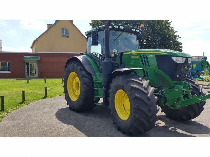 Traktor tipa John Deere 6215R, Gebrauchtmaschine u Pencran (Slika 1)