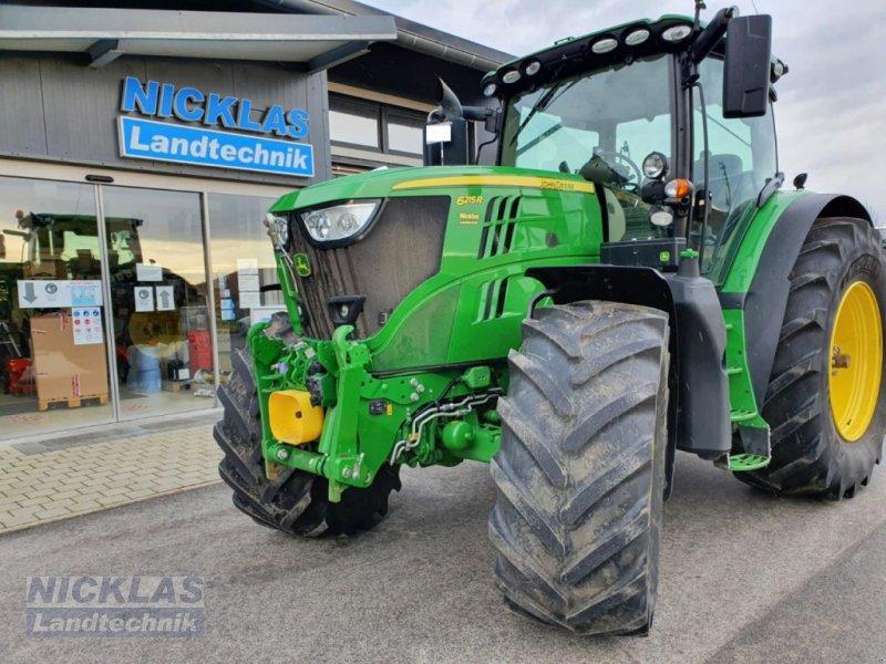 Traktor des Typs John Deere 6215R, Gebrauchtmaschine in Schirradorf (Bild 1)