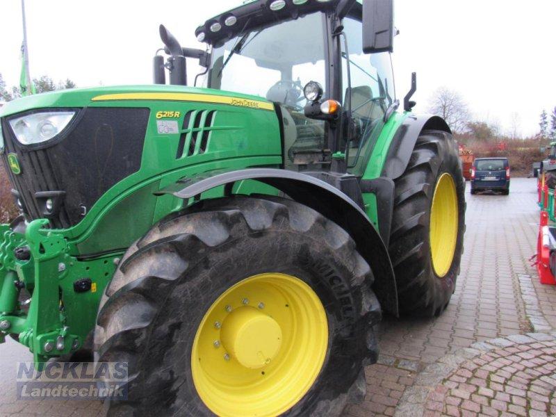 Traktor типа John Deere 6215R, Gebrauchtmaschine в Schirradorf (Фотография 1)