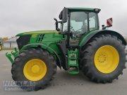 Traktor typu John Deere 6215R, Neumaschine v Schirradorf