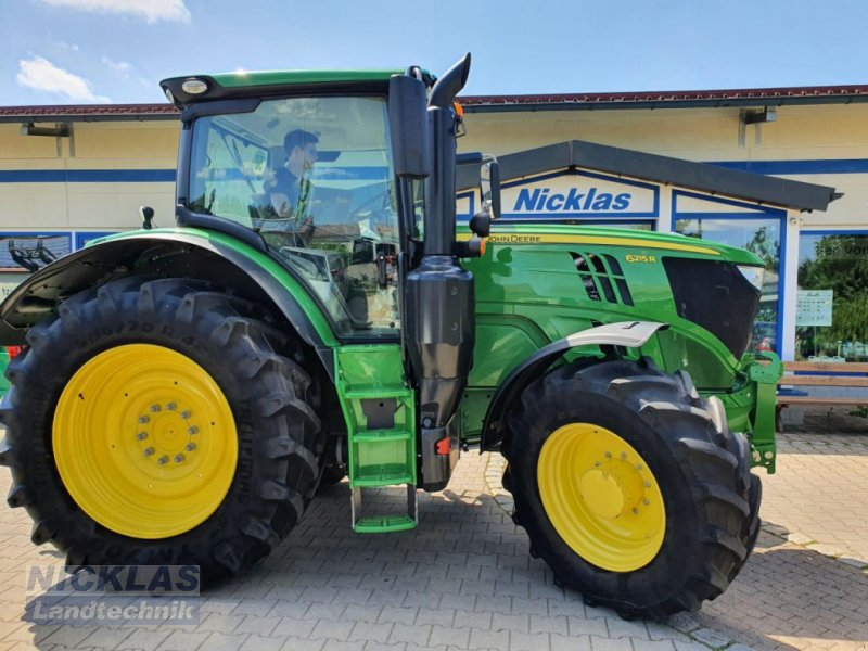 Traktor typu John Deere 6215R, Gebrauchtmaschine w Schirradorf (Zdjęcie 1)