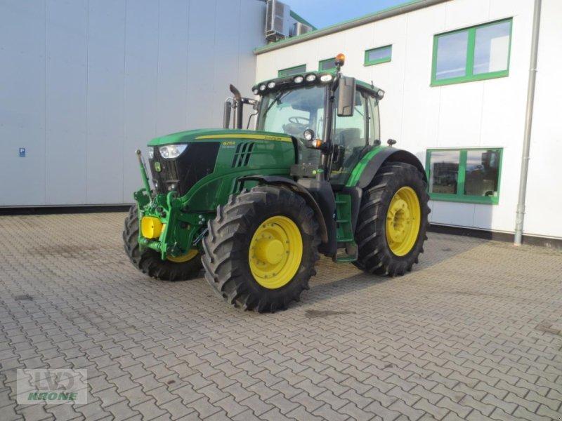 Traktor typu John Deere 6215R, Gebrauchtmaschine w Zorbau (Zdjęcie 1)