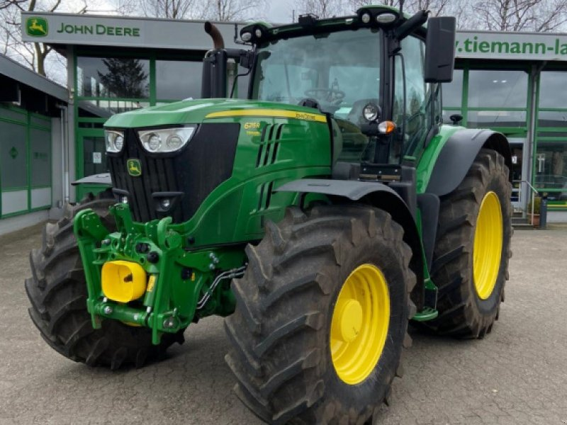 Traktor typu John Deere 6215R, Neumaschine w Sittensen (Zdjęcie 1)