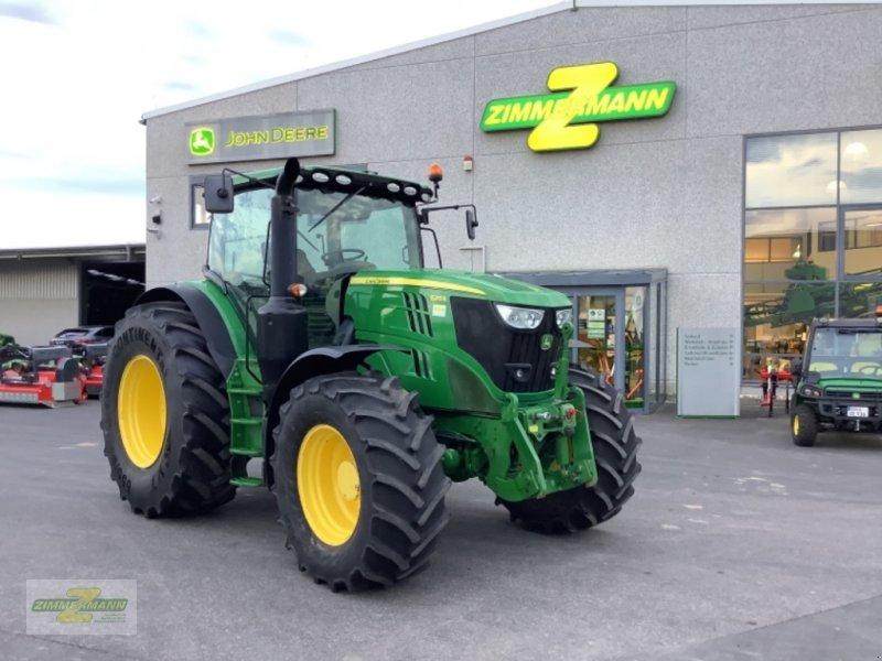 Traktor a típus John Deere 6215R, Gebrauchtmaschine ekkor: Euskirchen (Kép 1)
