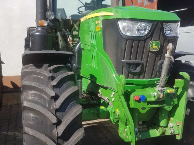 Traktor типа John Deere 6215R, Gebrauchtmaschine в Bad Sobernheim (Фотография 1)