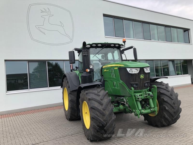 Traktor typu John Deere 6215R, Gebrauchtmaschine w Sülzetal OT Altenweddingen (Zdjęcie 1)