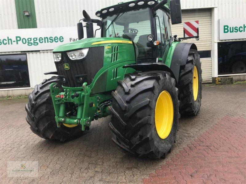 Traktor des Typs John Deere 6215R, Gebrauchtmaschine in Albersdorf (Bild 1)
