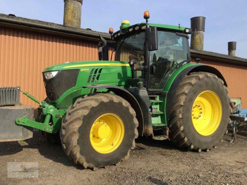 Traktor des Typs John Deere 6215R, Gebrauchtmaschine in Lütjenburg (Bild 1)