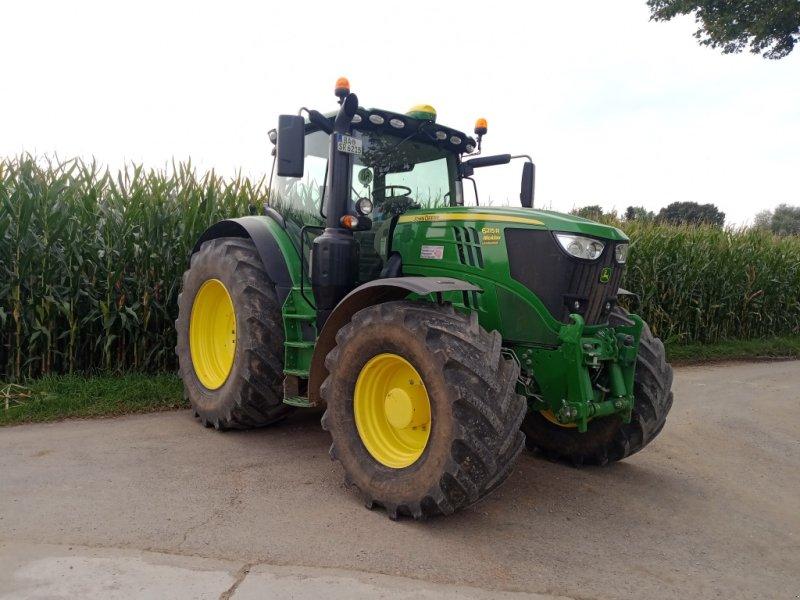 Traktor tipa John Deere 6215R, Gebrauchtmaschine u Wiesengiech (Slika 1)