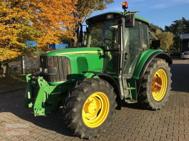 Traktor типа John Deere 6220 SE  **Klima, DruLu**, Gebrauchtmaschine в Marl (Фотография 1)