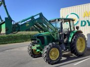 Traktor du type John Deere 6220 SE, Gebrauchtmaschine en SOUVIGNY
