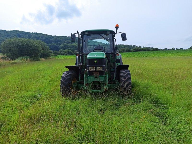 Traktor des Typs John Deere 6220 SE, Gebrauchtmaschine in Unterweid (Bild 1)