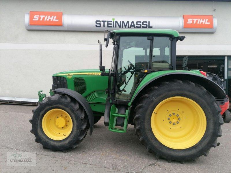 Traktor типа John Deere 6220 SE, Gebrauchtmaschine в Petting (Фотография 1)