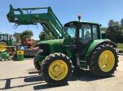 Traktor типа John Deere 6220, Gebrauchtmaschine в VILLENEUVE DE RIVIER