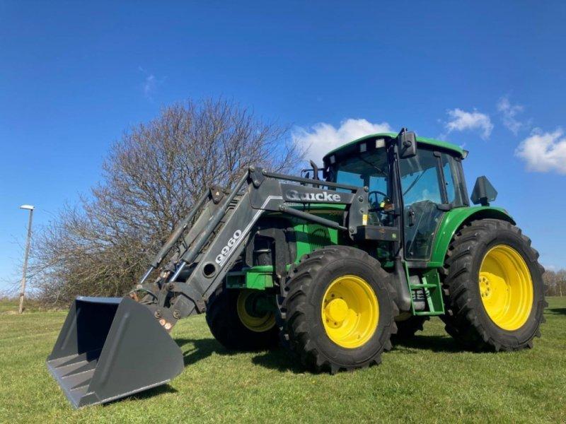 Traktor типа John Deere 6220, Gebrauchtmaschine в Bramming (Фотография 1)