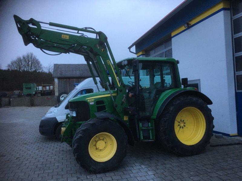 Traktor типа John Deere 6230 AutoQuad Premium FL DL FH FZ gefederte Vorderachse, Gebrauchtmaschine в Amerbach (Фотография 2)