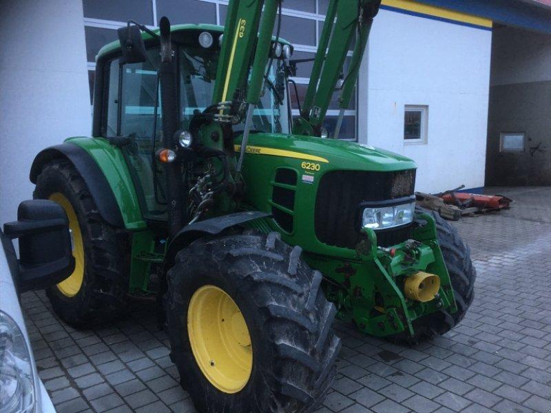 Traktor типа John Deere 6230 AutoQuad Premium FL DL FH FZ gefederte Vorderachse, Gebrauchtmaschine в Amerbach (Фотография 3)