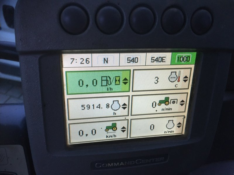Traktor типа John Deere 6230 AutoQuad Premium FL DL FH FZ gefederte Vorderachse, Gebrauchtmaschine в Amerbach (Фотография 4)