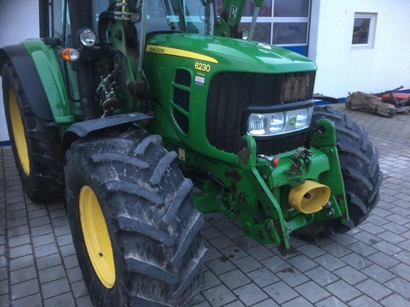Traktor типа John Deere 6230 AutoQuad Premium FL DL FH FZ gefederte Vorderachse, Gebrauchtmaschine в Amerbach (Фотография 6)