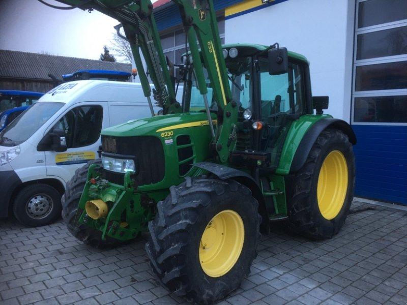 Traktor типа John Deere 6230 AutoQuad Premium FL DL FH FZ gefederte Vorderachse, Gebrauchtmaschine в Amerbach (Фотография 8)
