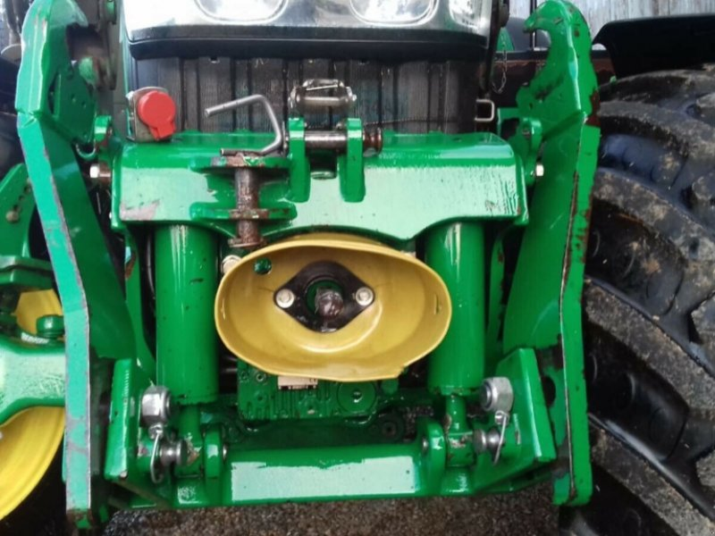 Traktor типа John Deere 6230 AutoQuad Premium FL DL FH FZ gefederte Vorderachse, Gebrauchtmaschine в Amerbach (Фотография 16)