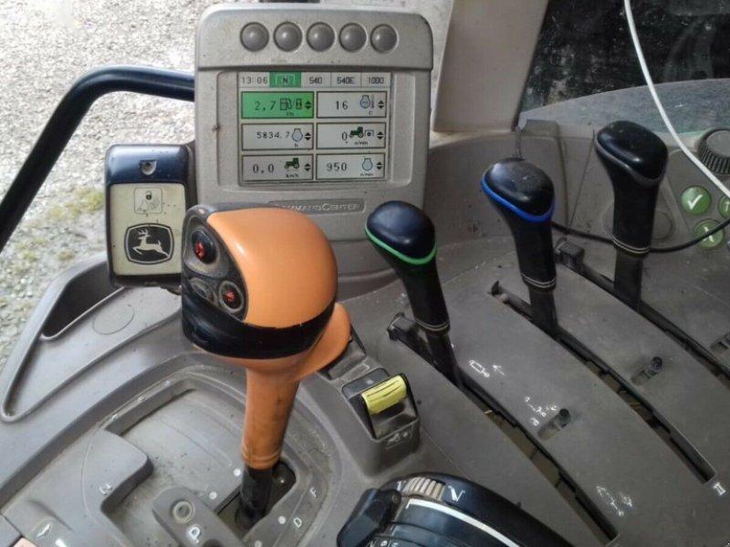 Traktor типа John Deere 6230 AutoQuad Premium FL DL FH FZ gefederte Vorderachse, Gebrauchtmaschine в Amerbach (Фотография 18)