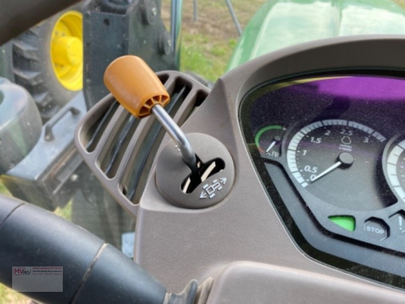 Traktor типа John Deere 6230 mit Alö Frontlader, Gebrauchtmaschine в Burow (Фотография 10)