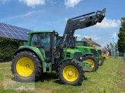 Traktor des Typs John Deere 6230 mit Alö Frontlader, Gebrauchtmaschine in Burow