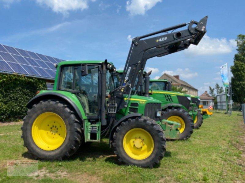 Traktor типа John Deere 6230 mit Alö Frontlader, Gebrauchtmaschine в Burow (Фотография 1)