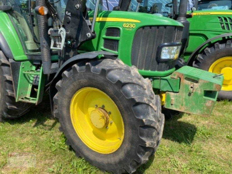 Traktor типа John Deere 6230 mit Alö Frontlader, Gebrauchtmaschine в Burow (Фотография 19)