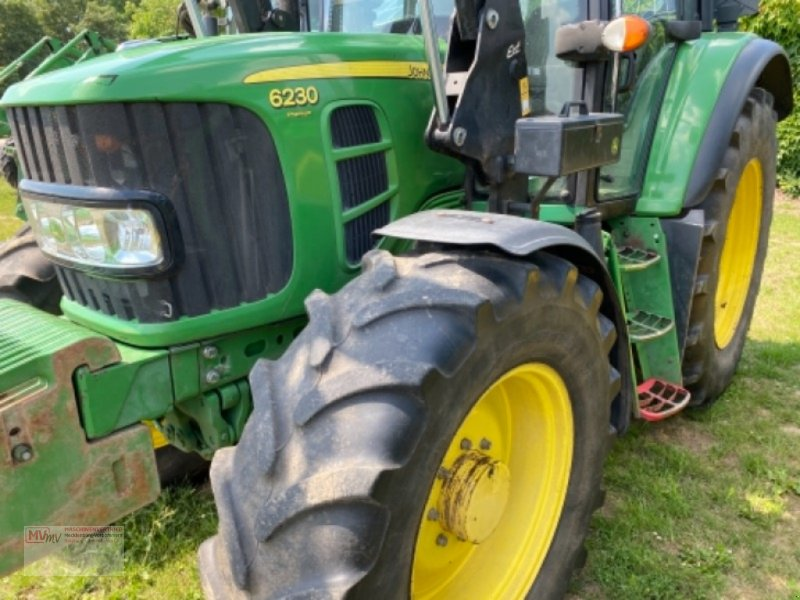 Traktor типа John Deere 6230 mit Alö Frontlader, Gebrauchtmaschine в Burow (Фотография 21)