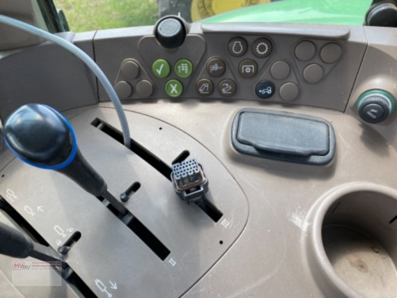 Traktor типа John Deere 6230 mit Alö Frontlader, Gebrauchtmaschine в Burow (Фотография 3)