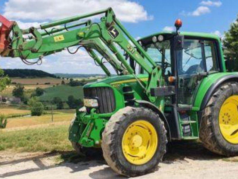 Traktor des Typs John Deere 6230 PREMIUM, Gebrauchtmaschine in PEYROLE (Bild 1)