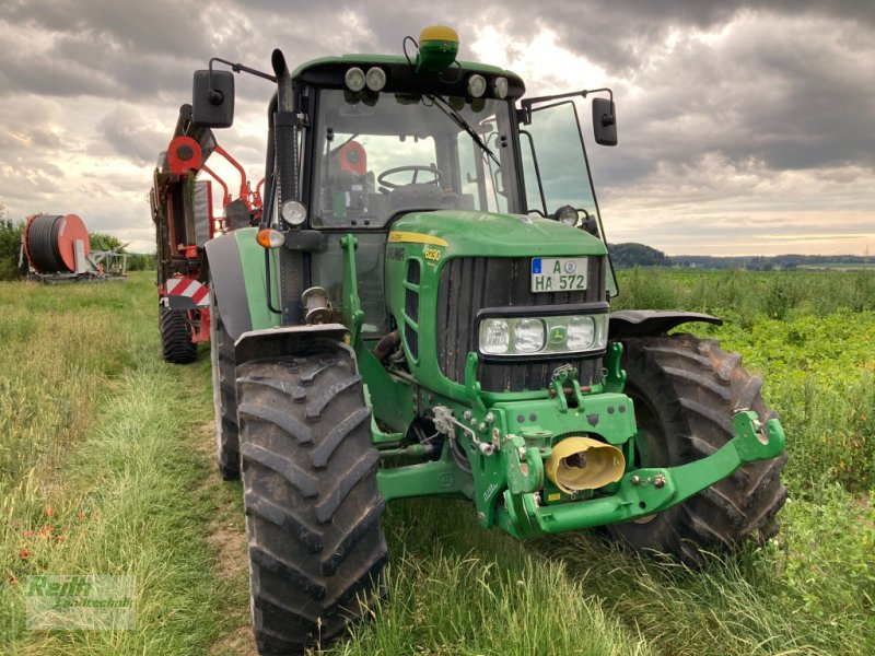 Traktor типа John Deere 6230 Premium, Gebrauchtmaschine в Langweid am Lech  (Фотография 4)