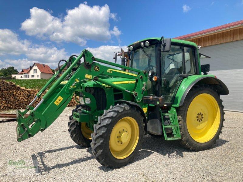 Traktor типа John Deere 6230 Premium, Gebrauchtmaschine в Langweid am Lech  (Фотография 1)