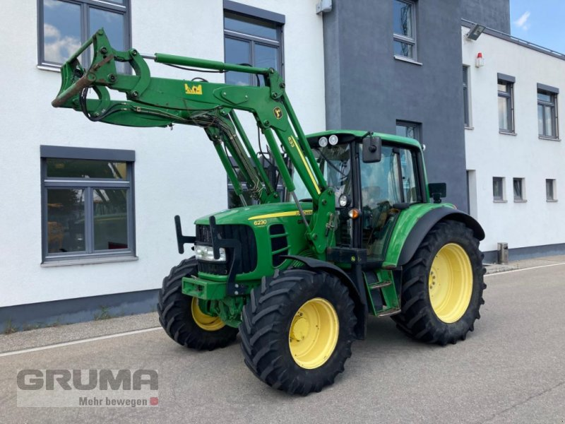 Traktor des Typs John Deere 6230 Premium, Gebrauchtmaschine in Friedberg-Derching (Bild 1)