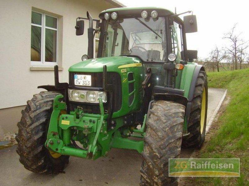 Traktor типа John Deere 6230 Premium, Gebrauchtmaschine в Weil am Rhein-Haltingen (Фотография 1)