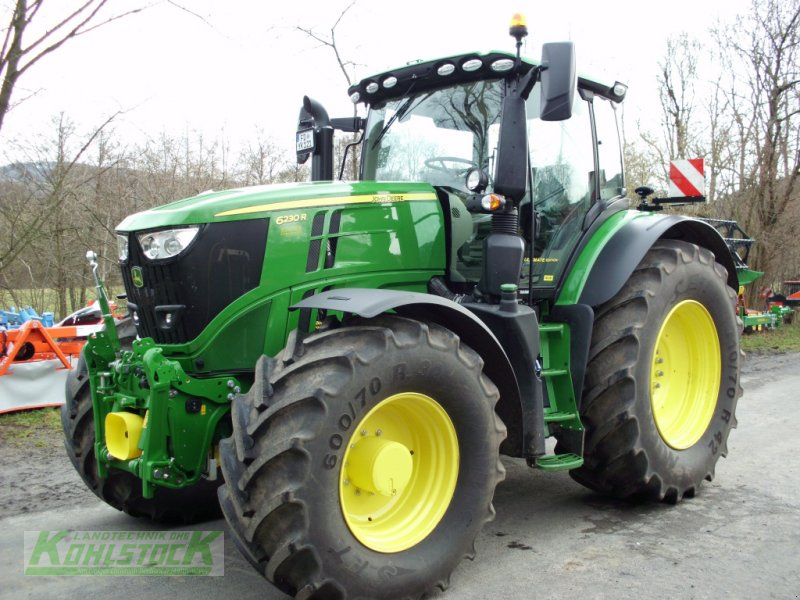 Traktor типа John Deere 6230 R, Neumaschine в Tann (Фотография 1)