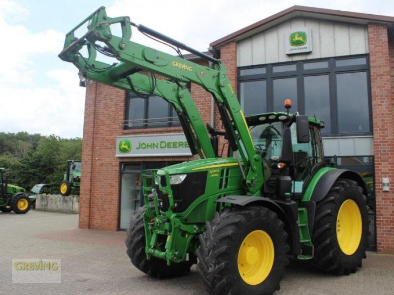 Traktor типа John Deere 6230 R, Gebrauchtmaschine в Ahaus (Фотография 1)