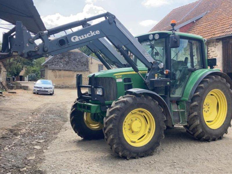 Traktor du type John Deere 6230P, Gebrauchtmaschine en Gueret (Photo 1)