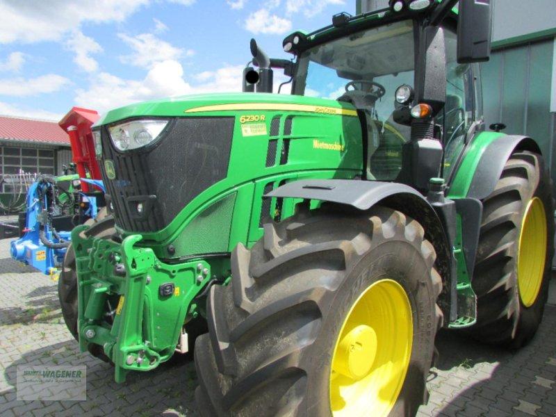 Traktor типа John Deere 6230R  AP50, Gebrauchtmaschine в Bad Wildungen-Wega (Фотография 1)