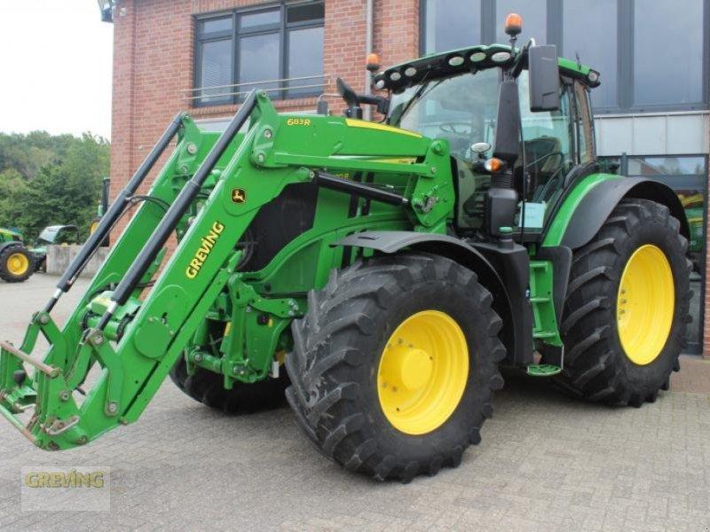 Traktor типа John Deere 6230R, Gebrauchtmaschine в Ahaus (Фотография 2)