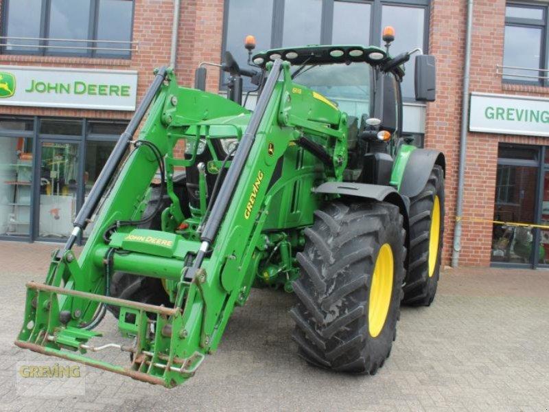 Traktor типа John Deere 6230R, Gebrauchtmaschine в Ahaus (Фотография 3)
