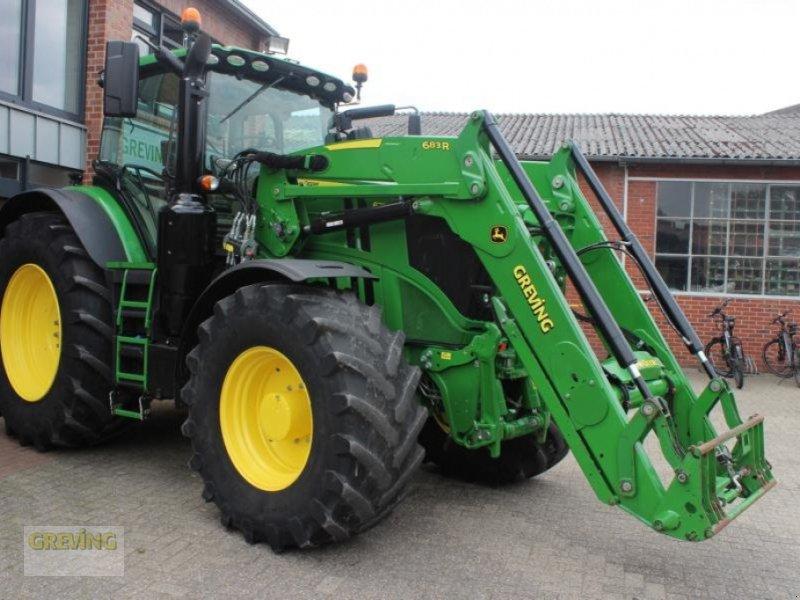 Traktor типа John Deere 6230R, Gebrauchtmaschine в Ahaus (Фотография 5)