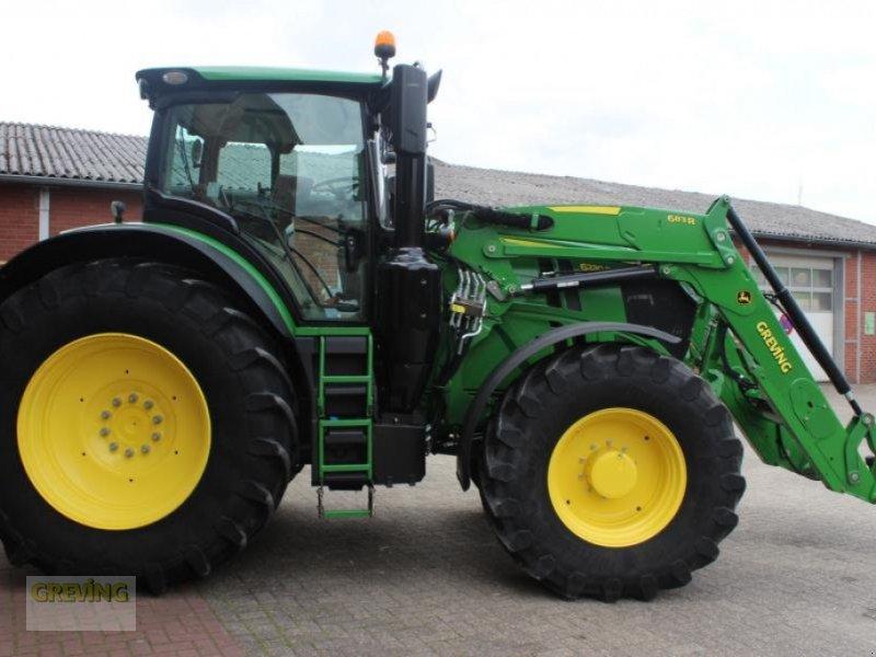 Traktor типа John Deere 6230R, Gebrauchtmaschine в Ahaus (Фотография 7)