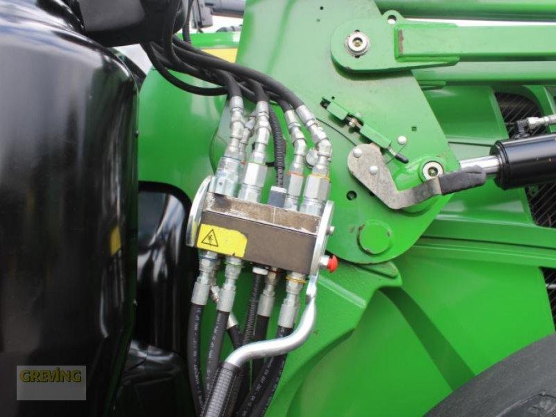 Traktor типа John Deere 6230R, Gebrauchtmaschine в Ahaus (Фотография 11)