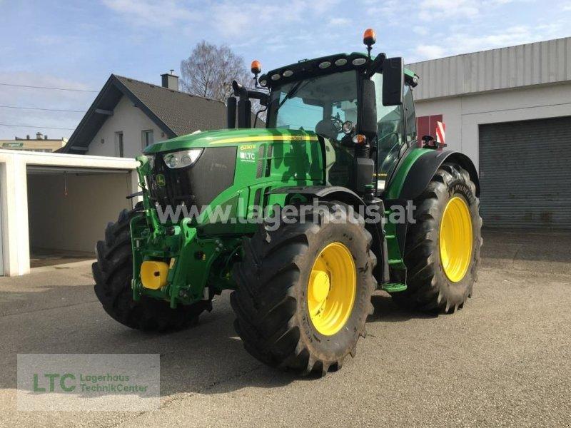 Traktor des Typs John Deere 6230R, Vorführmaschine in Attnang-Puchheim (Bild 1)